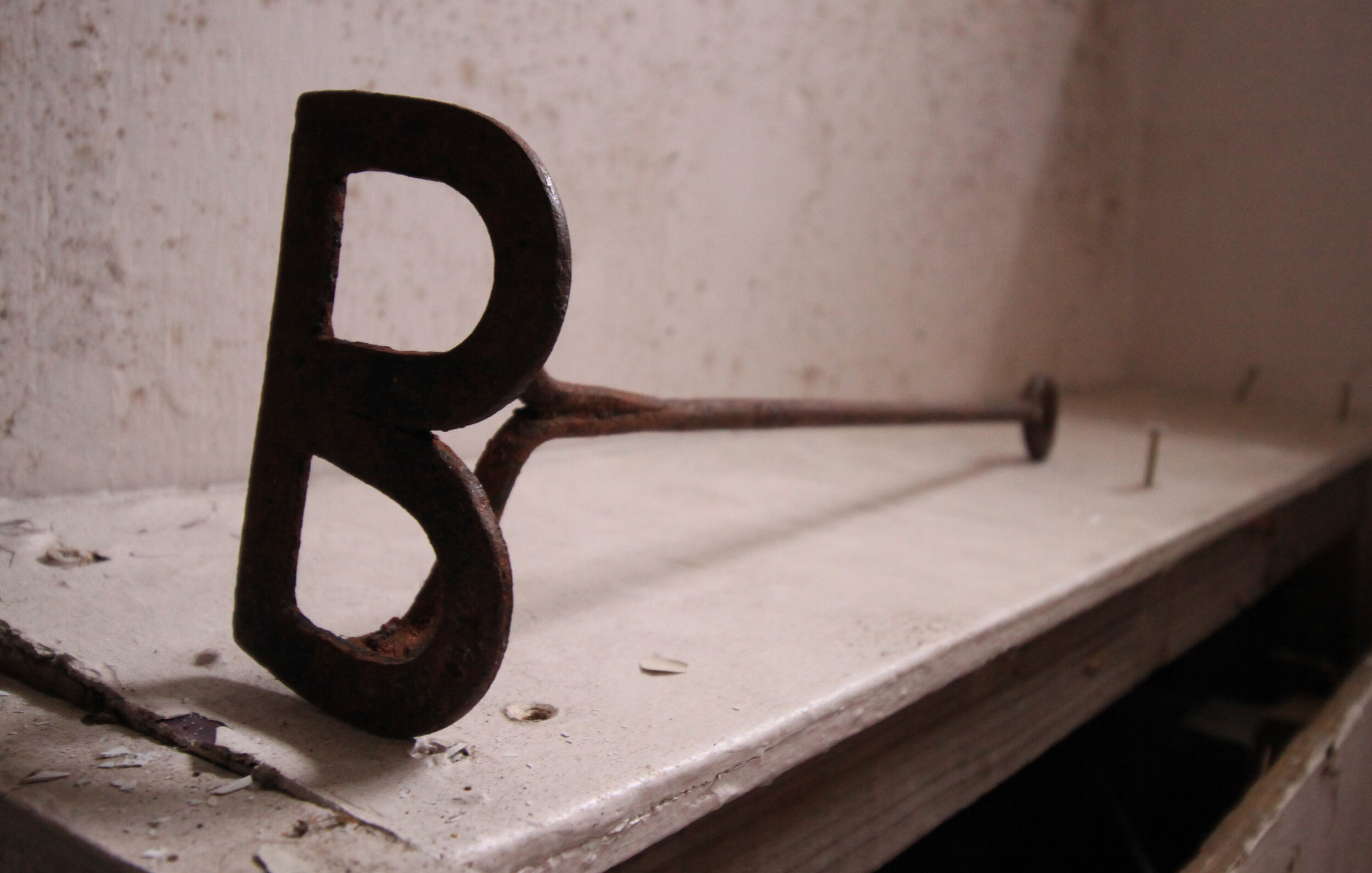 B Branding iron. Photo by Dave Cable.SMP (59).JPG