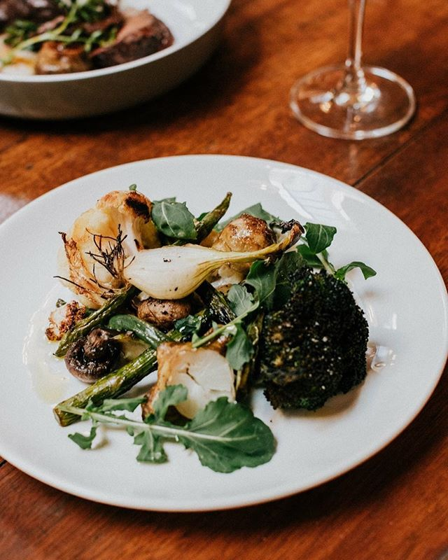 Our Honey Roasted Cauliflower is a favourite among our vegetarian customers. #mrbusbys