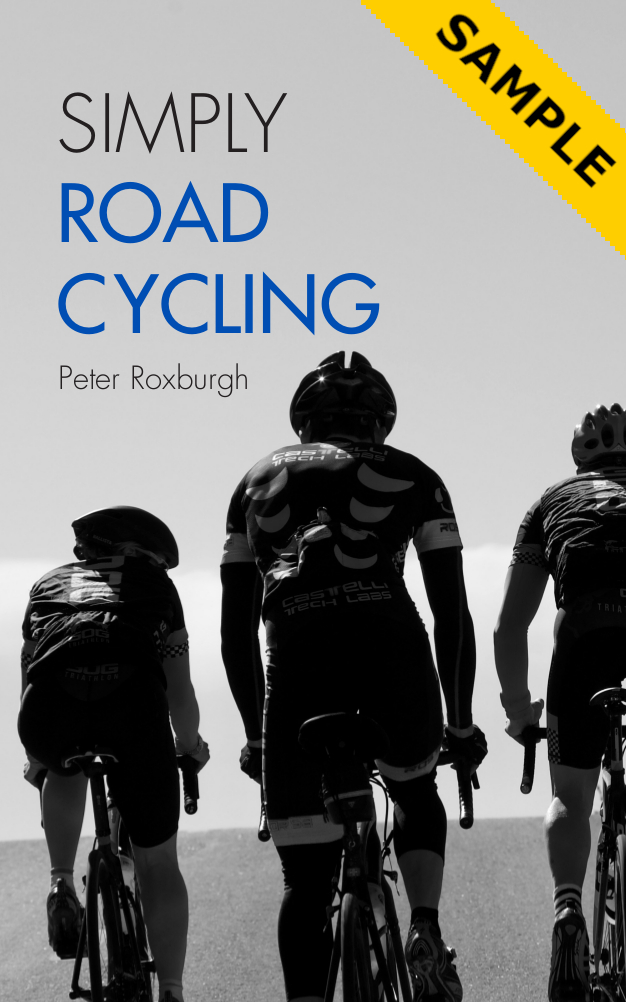 Merry Christmas - Happy Christmas – a free gift just for you! We've wrapped up a chapter from Simply Road Cycling as an e-book. It's available for five days as a free download from Amazon.Download on amazon.co.ukDownload on amazon.com