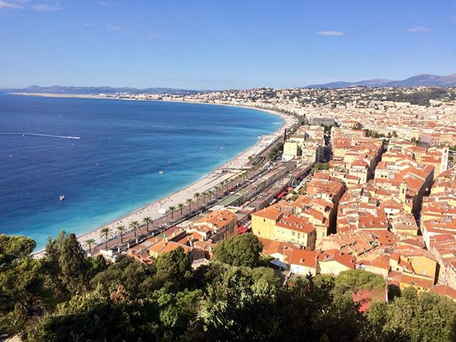 Nice - 24 hours to #ironman703nice #ironman703worldchamps plenty of sun and anticipation!  #triathlon #ironman703 #nice #swimbikerun