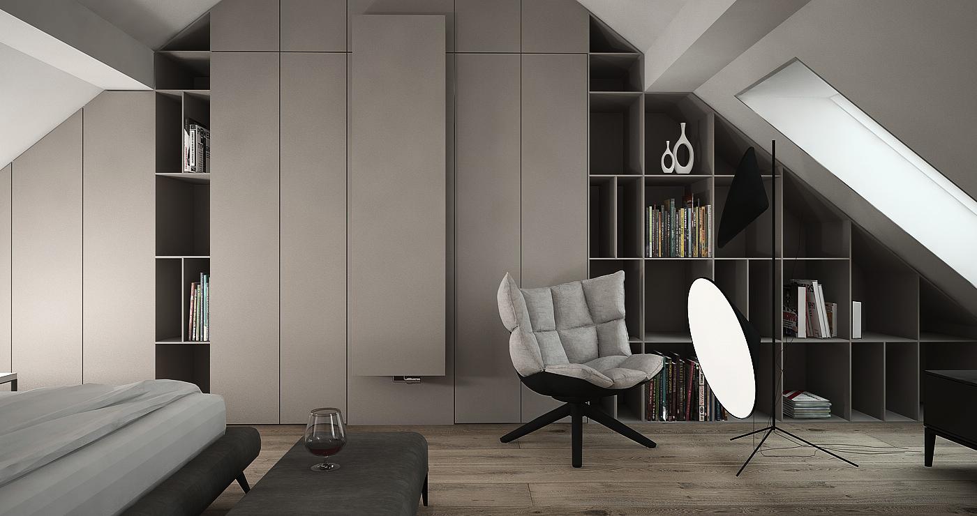 koncepcja-sypialnia-grzejnik vasco niva-zabudowa biblioteczki.jpg