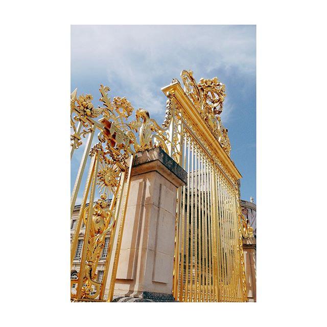 ⚜️ Versailles Doré ⚜️ #castle #versailles #louisxiv #gold #architecture #france