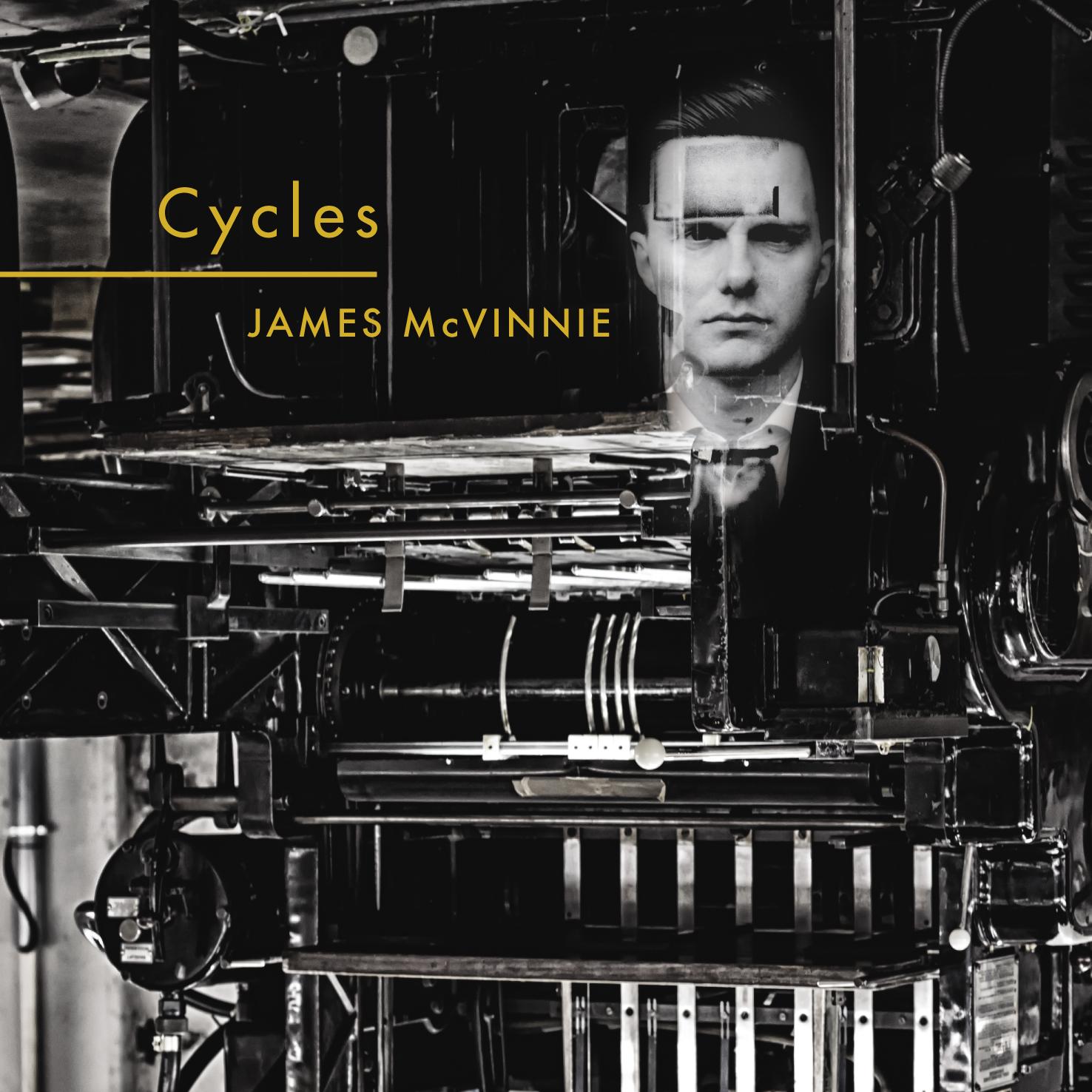 JAMES MC VINNIECYCLES - CD/DIGITAL