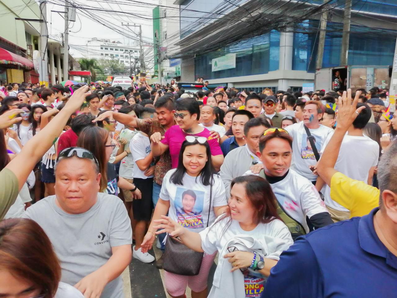 Sinulog, Cebu - January 20, 2019