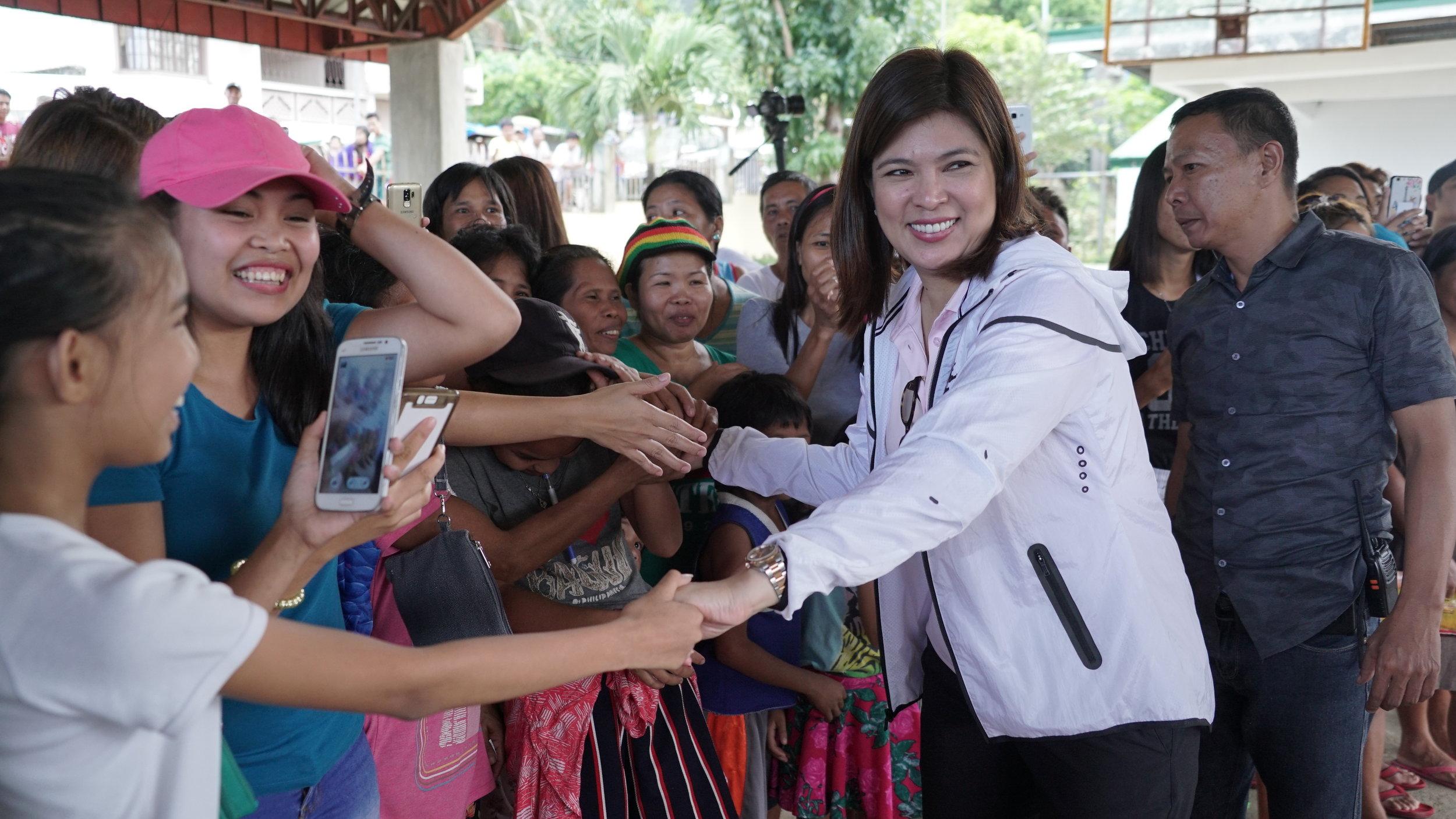 Relief Operation Buhi, Cam Sur - January 13, 2019