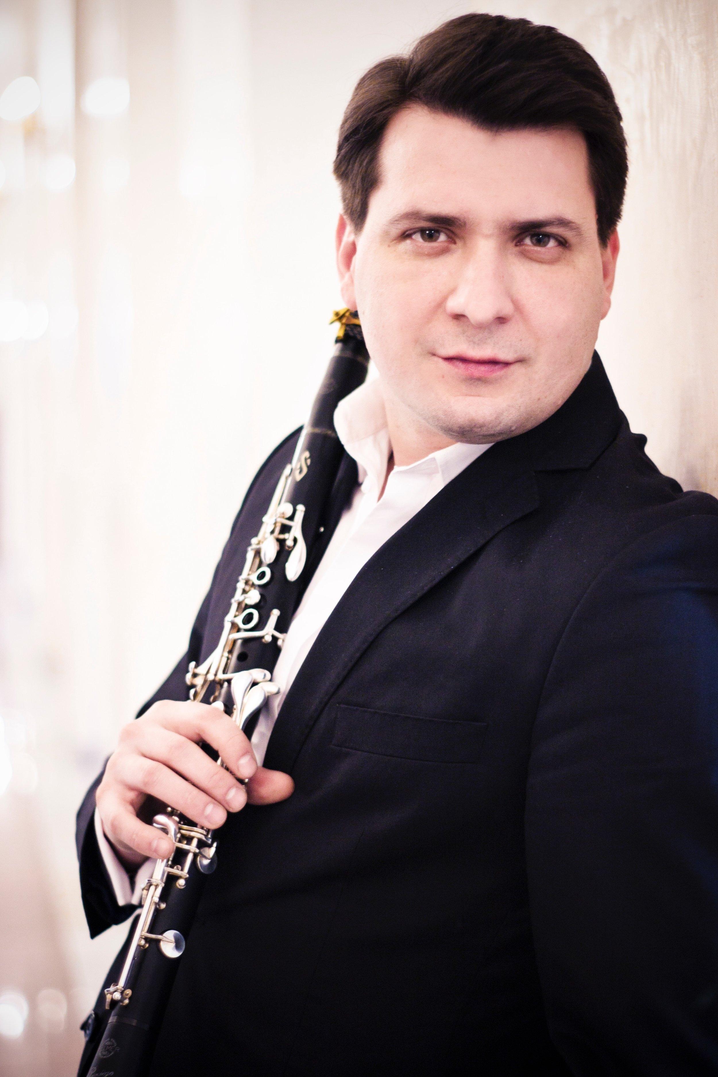 Andrzej Wojciechowski - Clarinetist