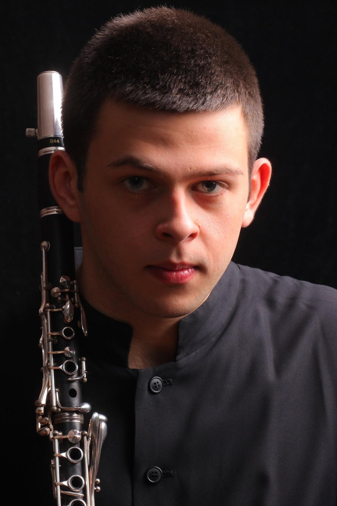 Julian Paprocki - Clarinetist