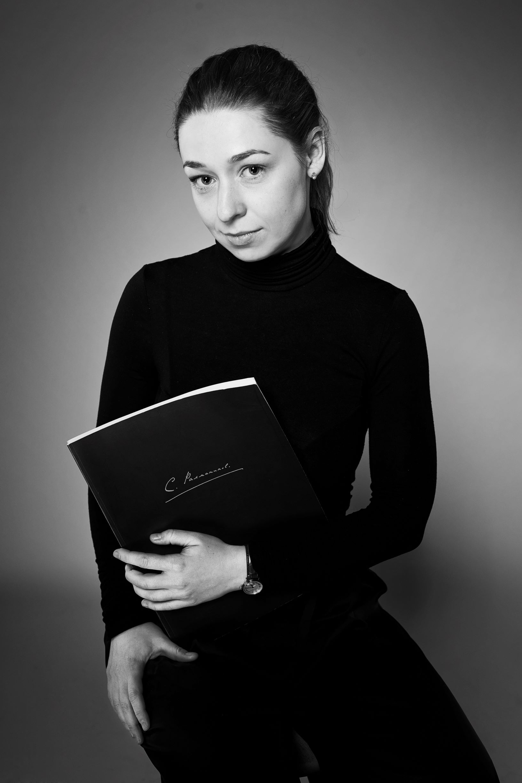 Kristina Raczyńska - Pianist