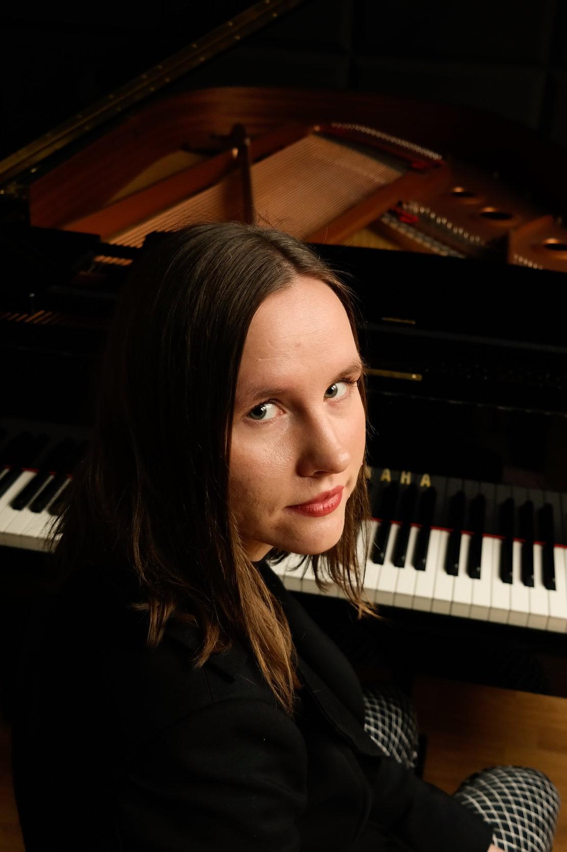 Martyna Kułakowska - Pianist