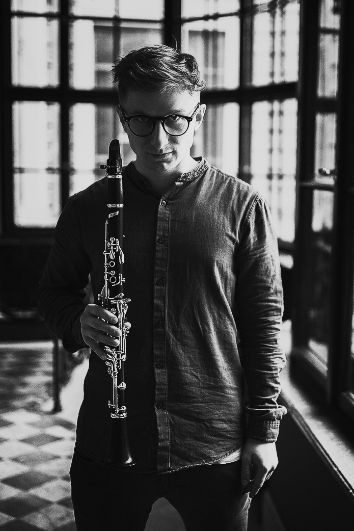 Wojciech Sokołowski - Clarinetist