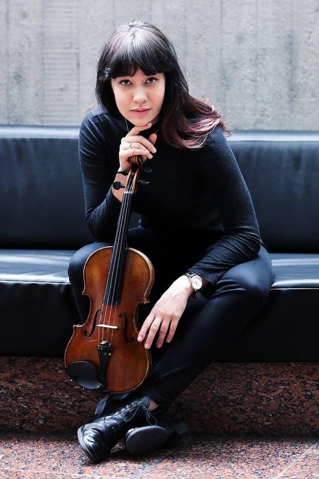 Sulamita Ślubowska - Violinist