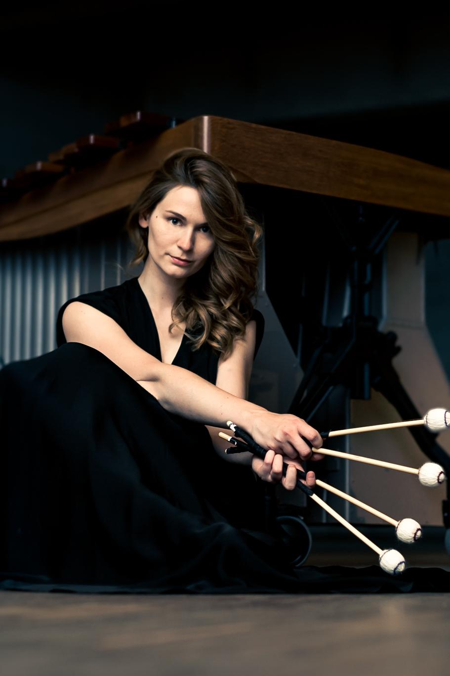 Ewelina Hajda - Marimba