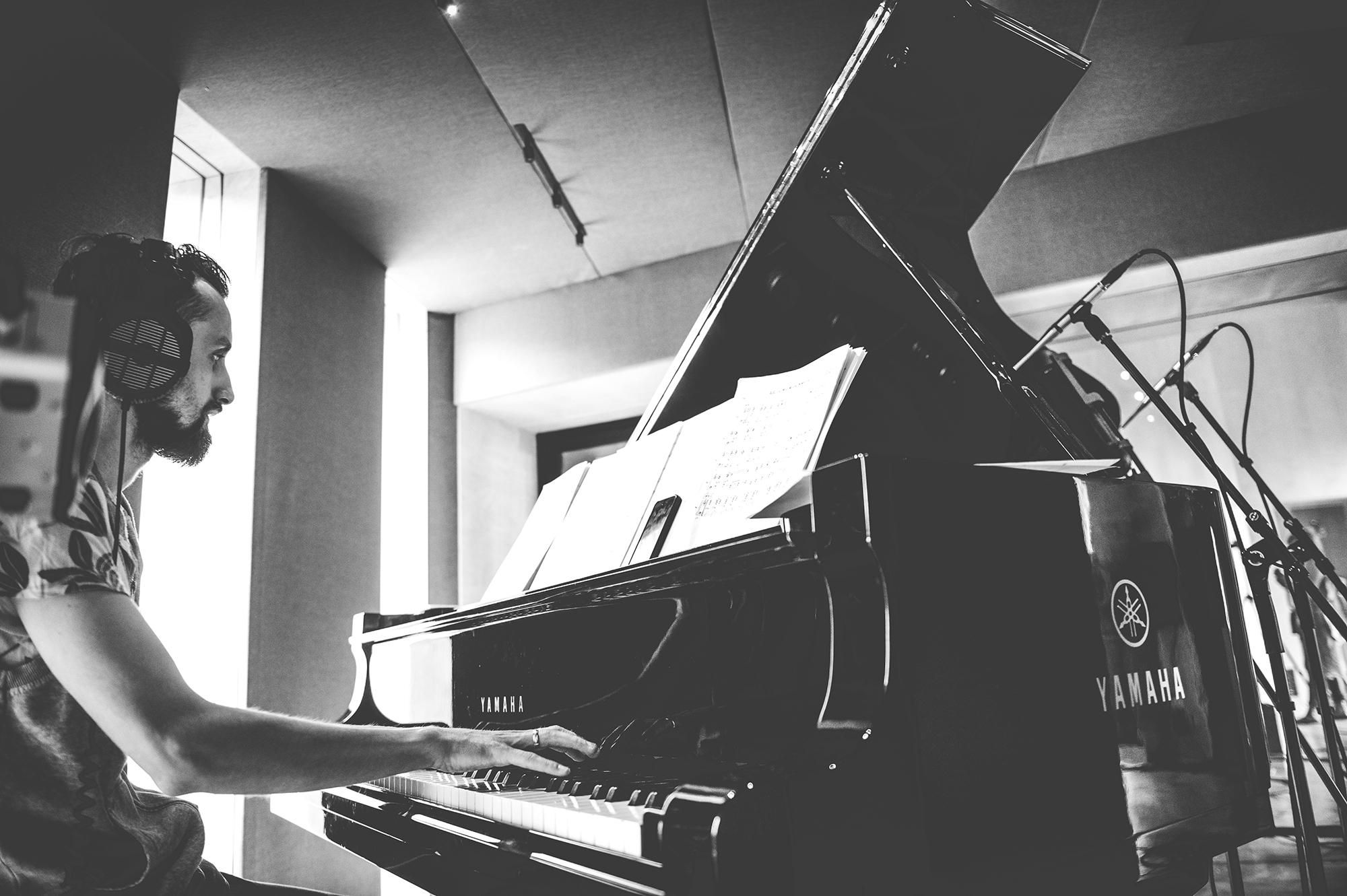 Adam Jarzmik Quintet -