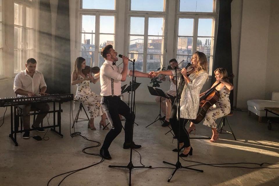 Unicorn String Quartet -