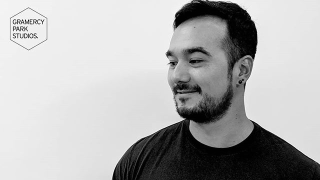 Hail, Cesar! We're delighted to welcome @cesareiji to Gramercy Park Studios as our new Head of GGI #postproduction #CGI #VFX