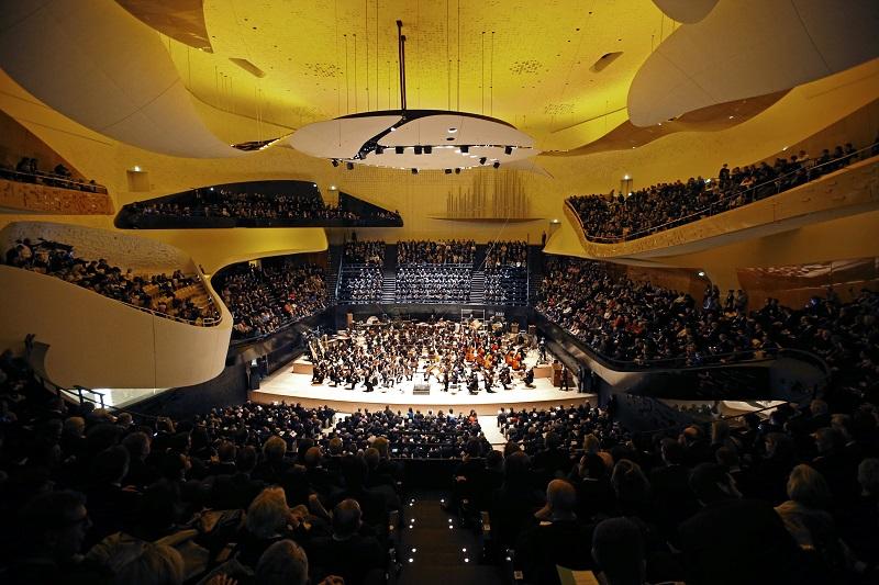 © Philharmonie de Paris_Foto AFP C. Platiau
