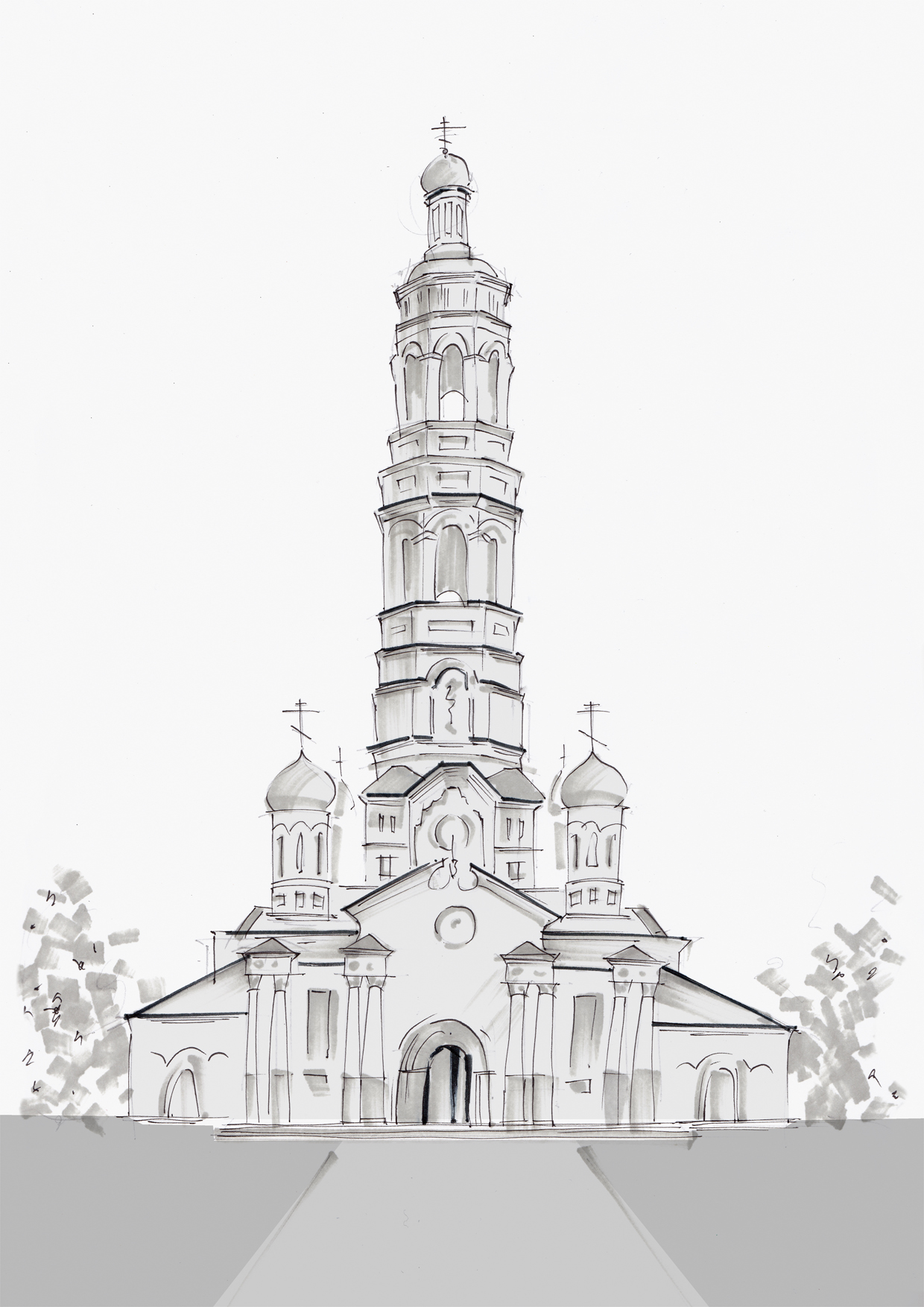 Ufa Cathedral, Russia