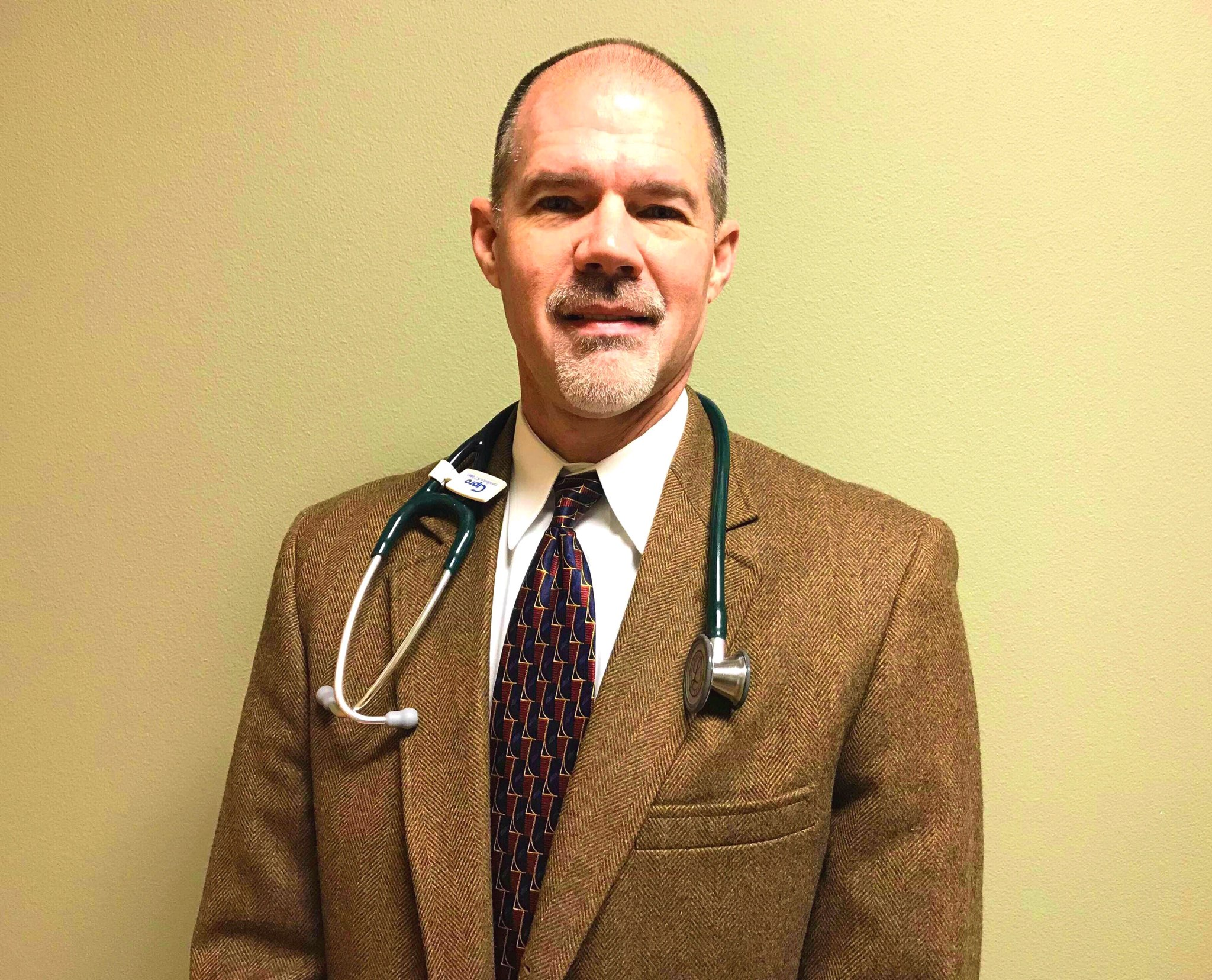 David Lunow, M.D. - David has been the Director of the Emergency Room at Texas Health Cleburne for over a decade.