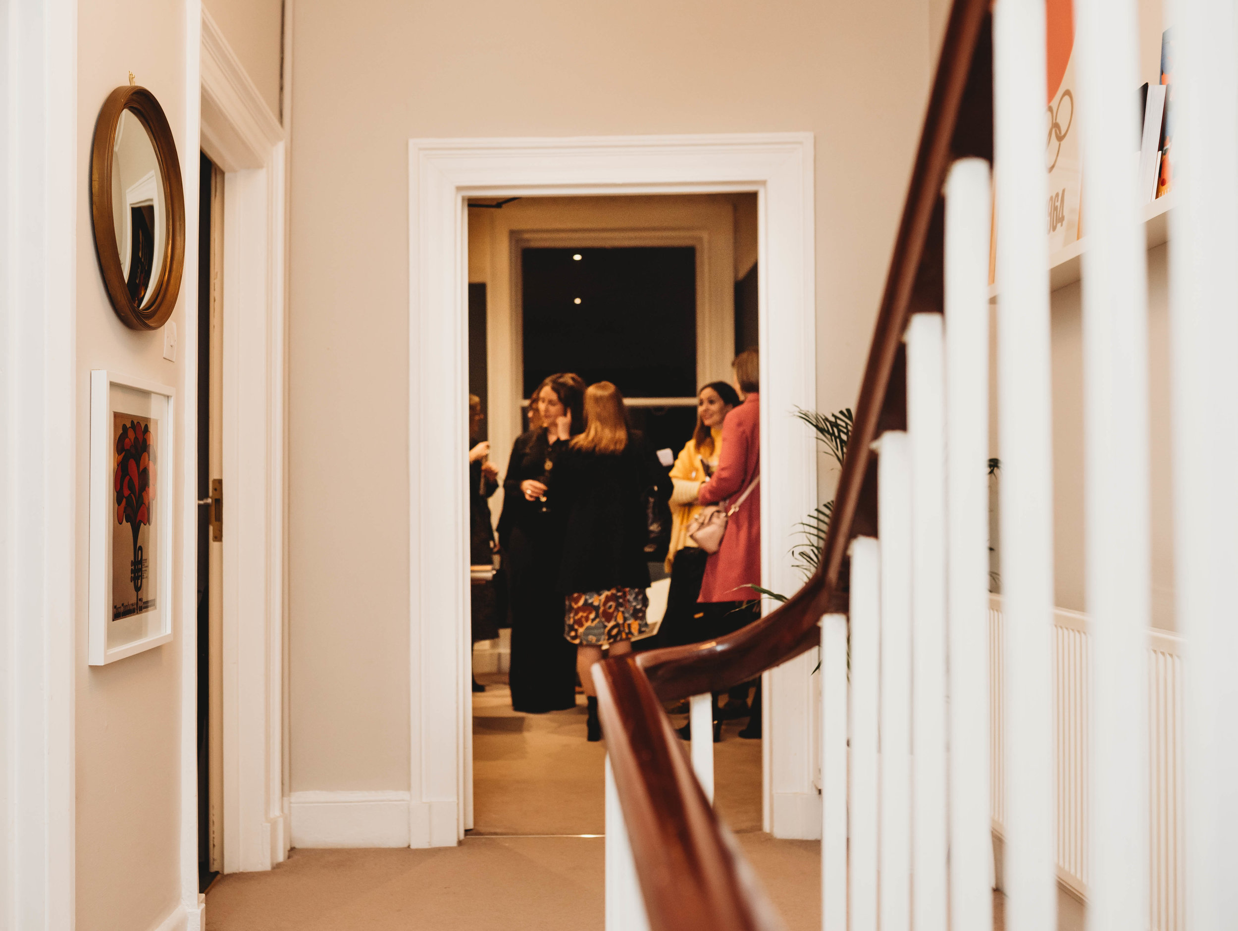 Spaces for collaboration, meetings and gatherings. Our doors are open.