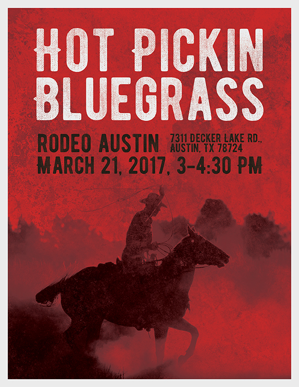 Hot Pickin 57s play Rodeo Austin