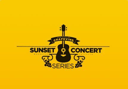 Hot Pickin 57s Sunset Series concert in Grapevine TX