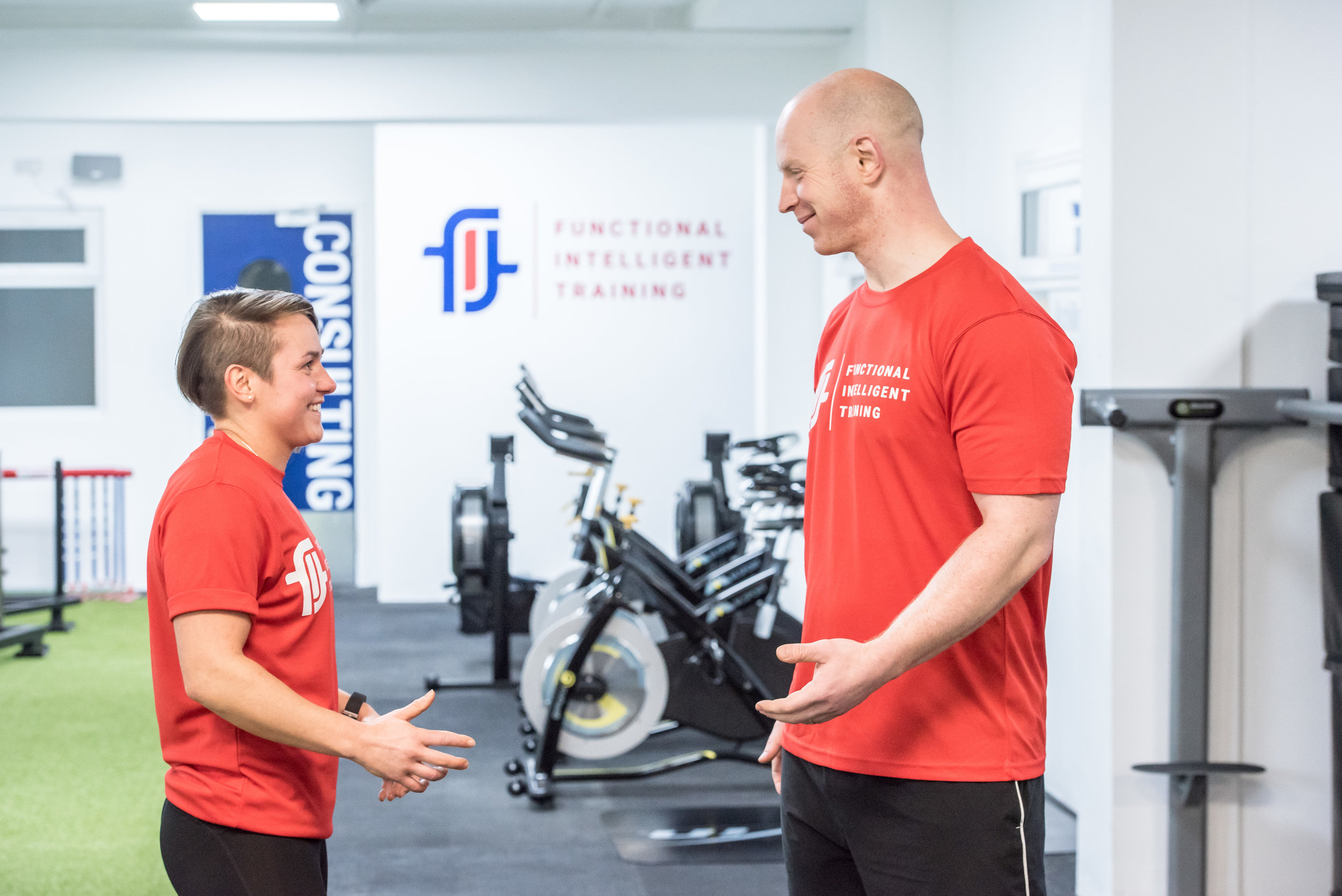 "Good vibes and friendly coaches… - ""Before coming to FIT I had tried most of the popular gyms in the area to improve my overall general fitness and didn't like them, either they were too pretentious or had no atmosphere. I like FIT because the training is excellent i have learnt so much about how to train well. The staff really do care about you, the gym is very friendly and has a really good vibe about the place"".B. Hall"
