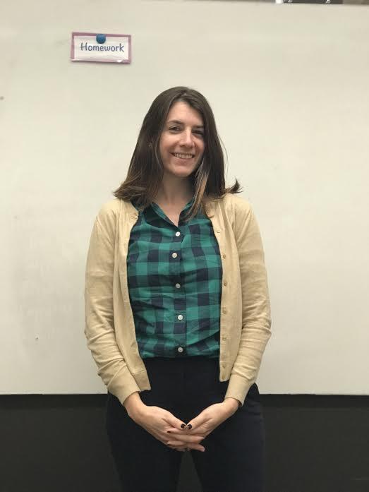 Michelle Tursellino, Faculty advisor