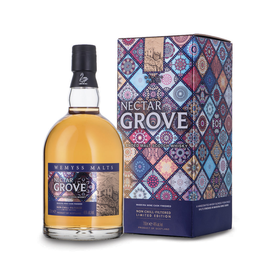 Nectar Grove - The latest Limited Edition offers delectable aromas and morish fruit flavours thanks to additional maturation in ex-Madeira wine barrels.