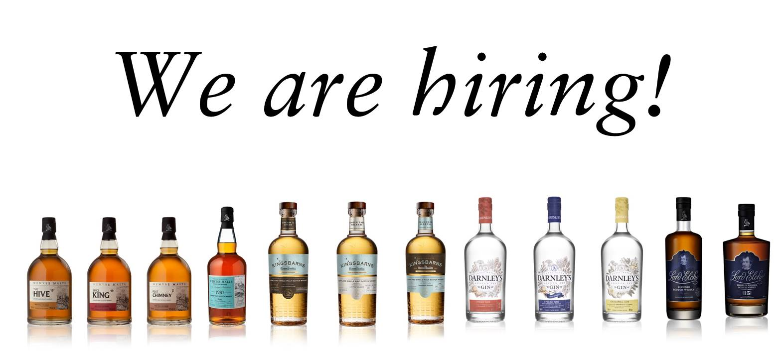 Business Development Manager Job Vacancy In Glasgow Wemyss Malts Wemyss Malts An Adventurous Exploration Of Flavour