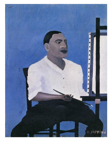 Naive artist Horace Pippin - http://www.myblackhistory.net/Horace_Pippin.htm