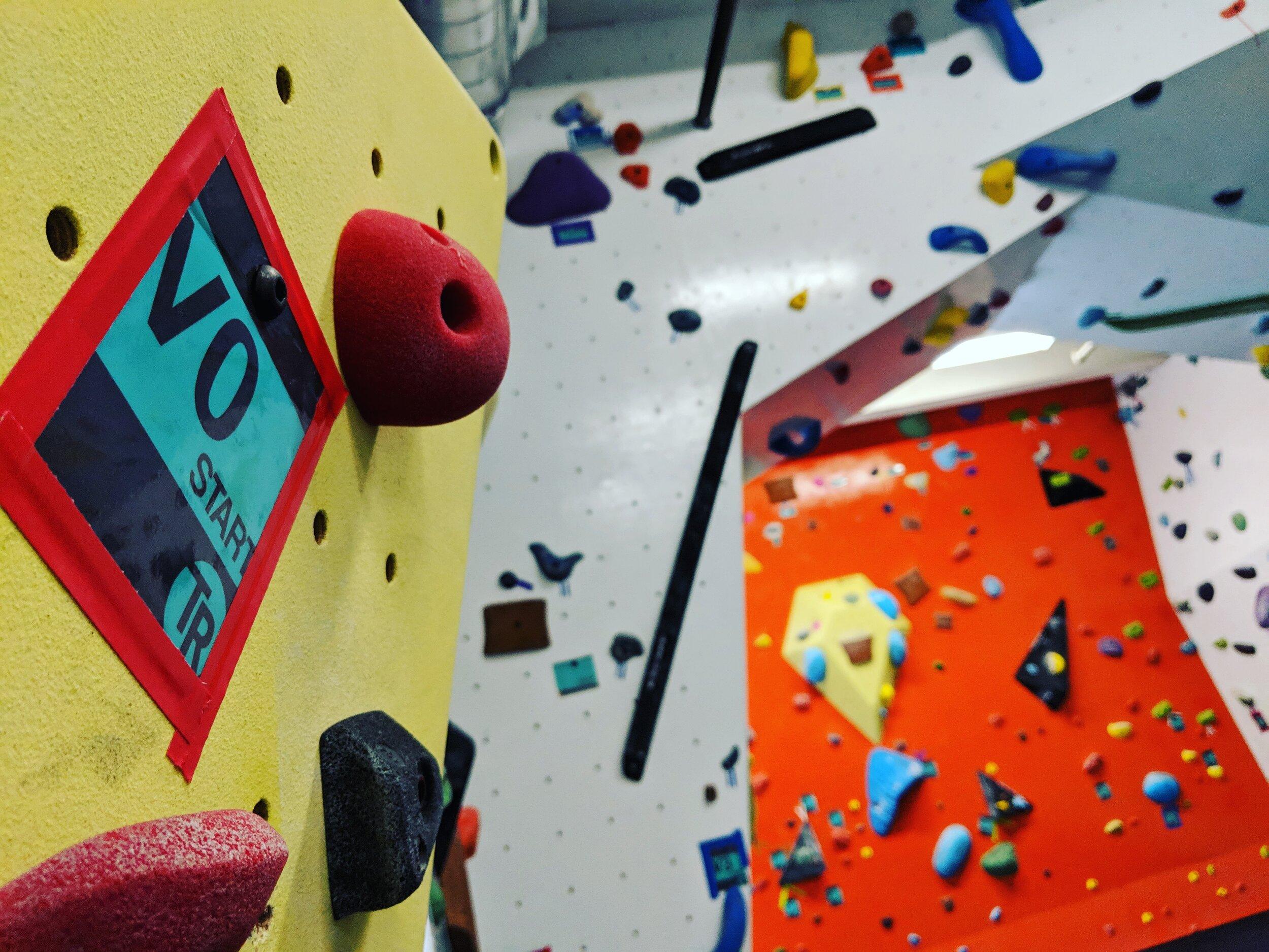 Climbing Gym Upstate NY Promotion
