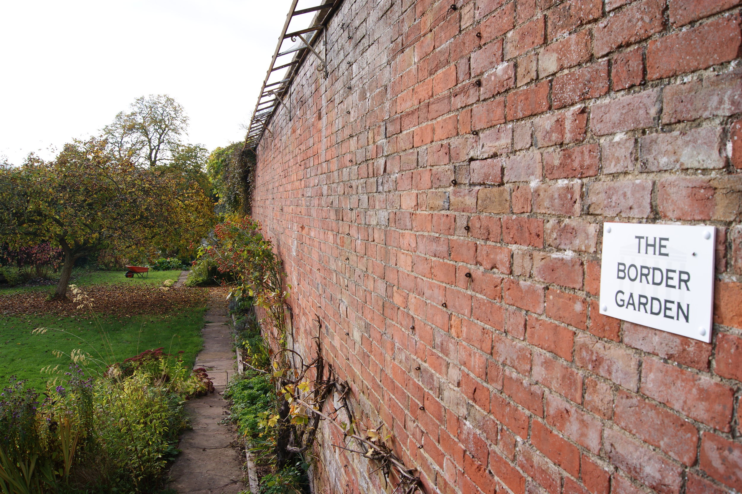 The Victorian Walled Garden