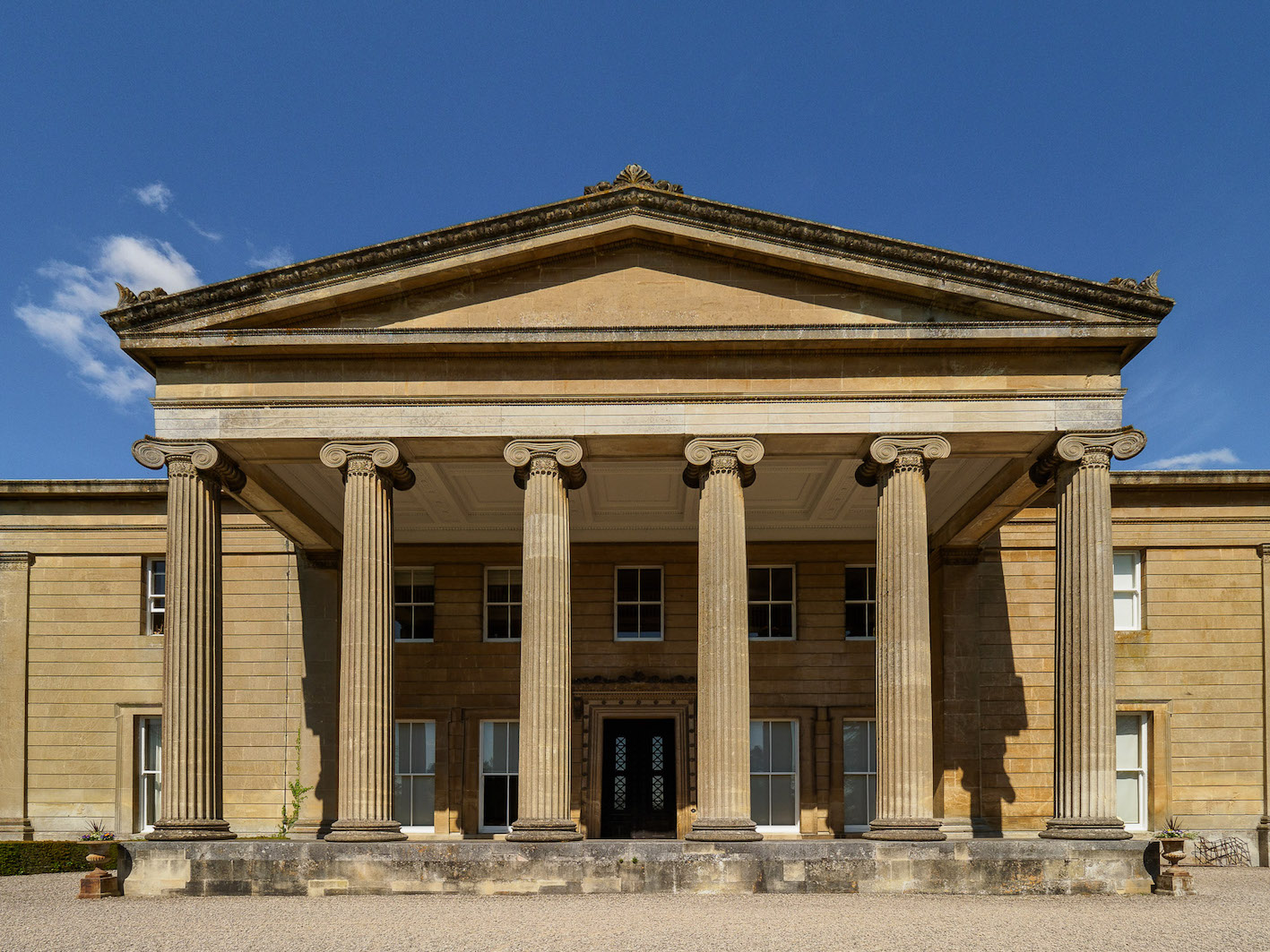 Whitbourne Hall. Events venue by Alan Yeates