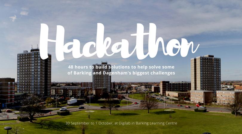 48 hours to solve some of Barking & Dagenham's biggest challenges