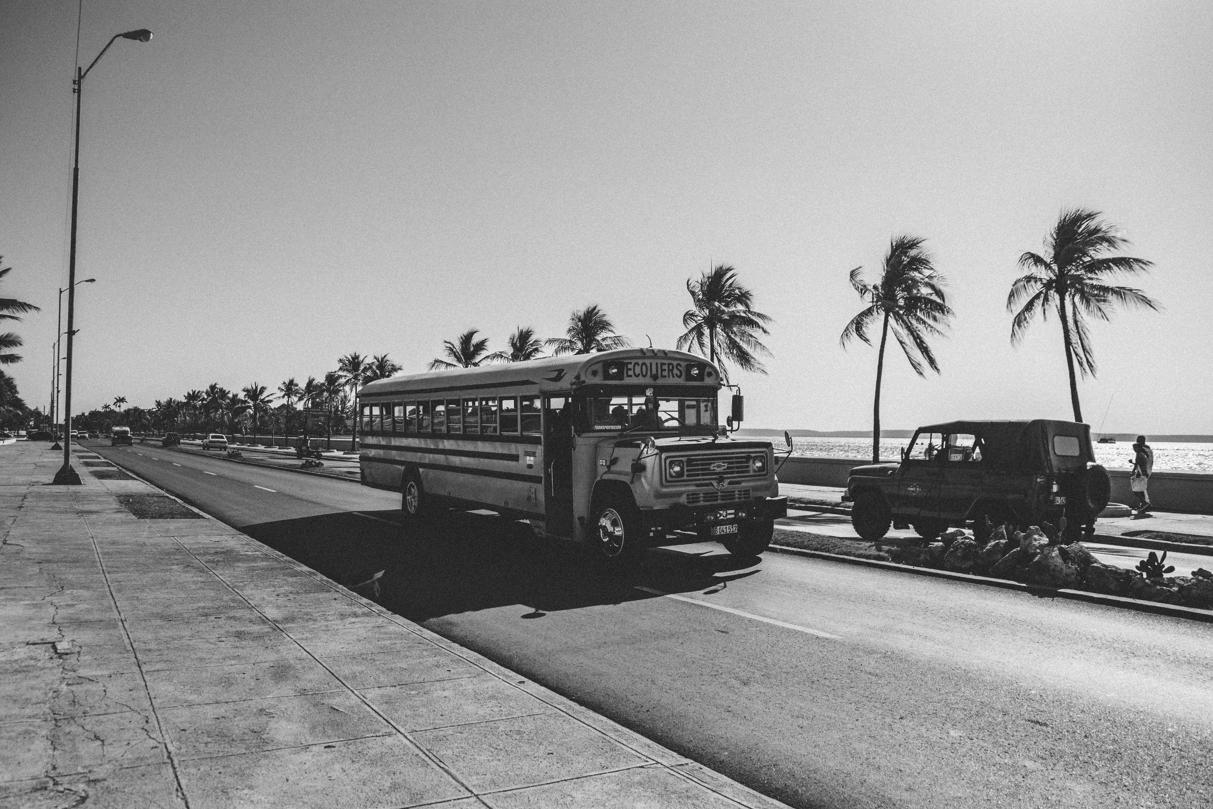 Road trip along the California Coast