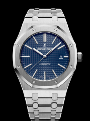 Reference 15400 Royal Oak in stainless steel. As close to the original as you can get.