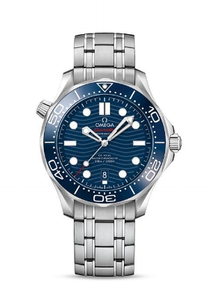 The Omega Diver 300 Co-Axial