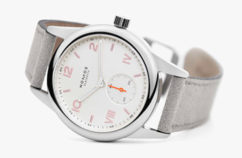 The Nomos Club Campus is the lowest priced option among a plethora of accessible watches from Nomos Glashutte.