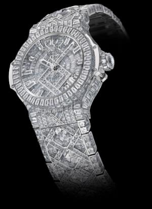 Jay-Z's $5-million Hublot Big Bang.