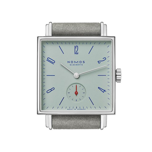 The Nomos Tetra Match, another exquisite mid-size offering from Nomos.