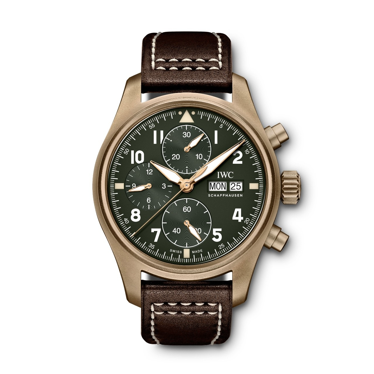 The IWC Spitefire Chronograph, a preview of what's to come from the brand at SIHH 2019