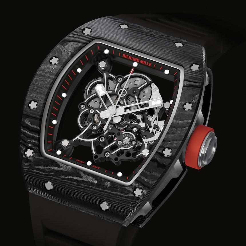 RM 055 Richard Mille Bubba Watson Dark Legend