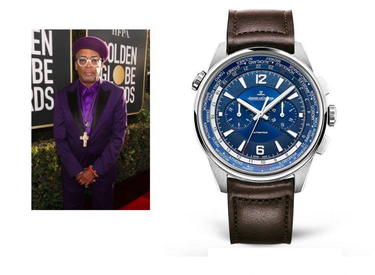Spike Lee's JLC Polaris World Timer | Watchuseek