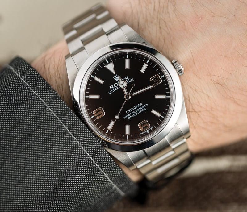 Rolex Everyday Watch