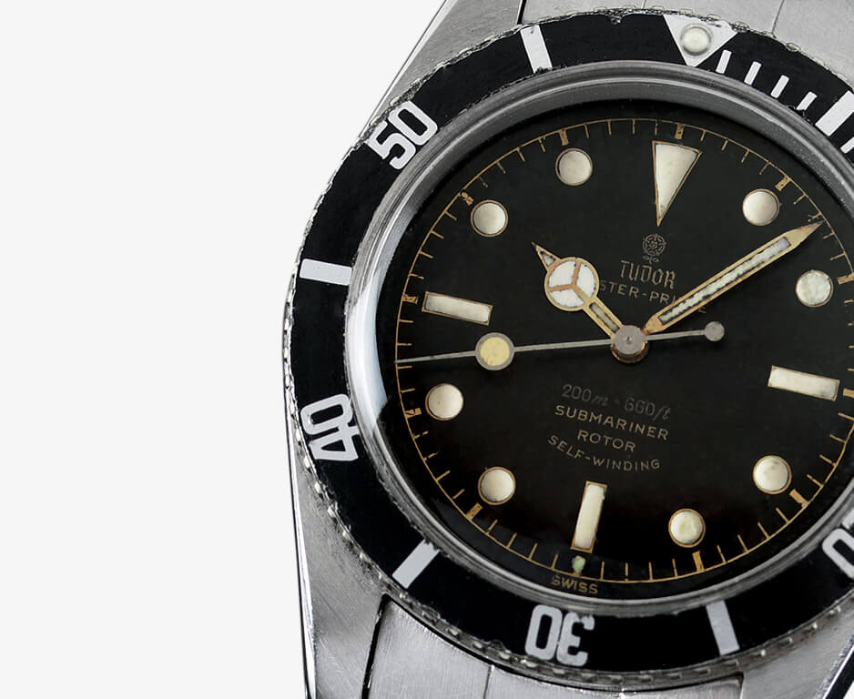 "Tudor Submariner Ref. 7924 ""Big Crown"" 