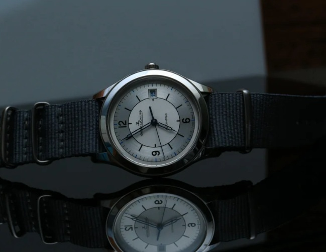 Jaeger+Le-Coultre+Master+Control+Date