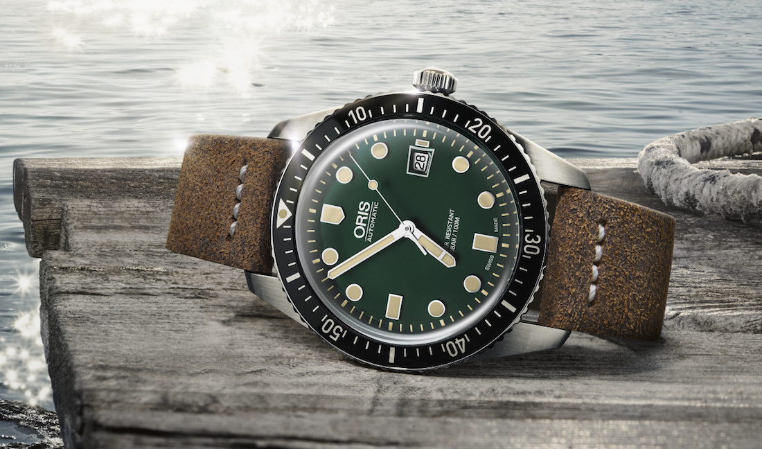 oris sixty five diver 36mm