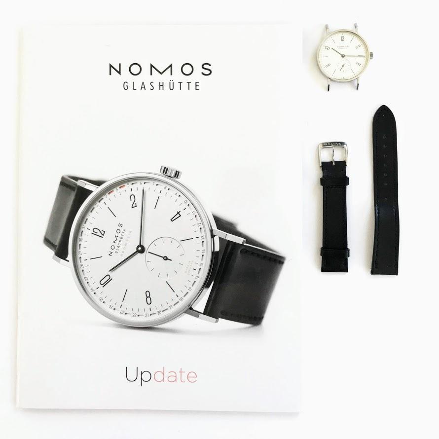 nomos 2018 catalog