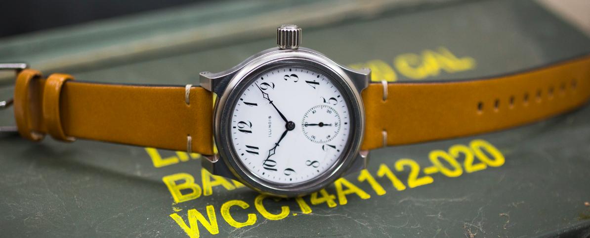 vortic watch company springfield