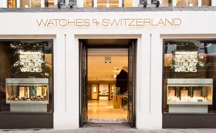 watches of switzerland IPO